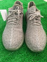 350 PU Shoes Best Quality boost 350 shoes Moonrock Color All...