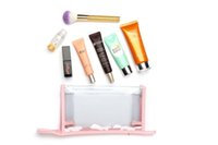 Clear Cosmetic Makeup Bag Case Travel Organizer Toiletry Was...