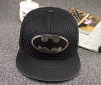Горячий! Мода лето 2016 марка Bat chiropter Hat бейсболке для мужчин Женщины Повседневная Bone Hip Hop SNAPBACK Caps Шляпы