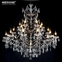 Contemporary Crystal Chandeliers Large UK | Free UK Delivery on ...:Cheap Hotel Crystal Chandelier Best Modern 15 ~ 20sq.m 25 Lights Large  Decorative Chandelier,Lighting