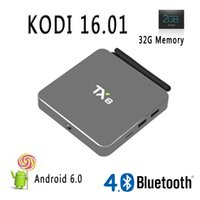 TX8 Android 6. 0 Amlogic S912 Octa core Set top box 2G 32G An...