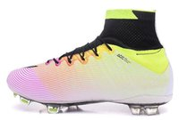 2016 European Cup Mercurial Superfly IV Training Soccer Shoe...