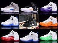 New arrive Retro 12 women Basketball Shoes Hot Sale Women Sn...