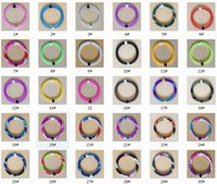 32 Colors neon Lokai Bracelet Mud and Water Black and White ...