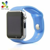 GT08 Montres intelligentes Bluetooth A1 Montre bracelet Homme Sport montre iwatch style pour IOS Apple Android Samsung smartphone DHL Livraison gratuite
