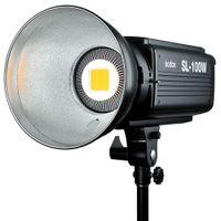 Godox SL-100W 6500LUX Studio LED continua D2034 Luce video Bowens Monte