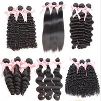 3pcs lot 100% Brazilian Hair Extensions beautiful Hair Weave...