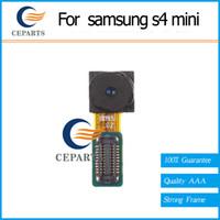 Pour Samsung Galaxy S4 Mini frontale Front Camera Lens Module Flex câble remplacement du ruban rapide Livraison
