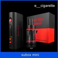 Top quality Subox mini starter kit 50W box mod subtank mini ...