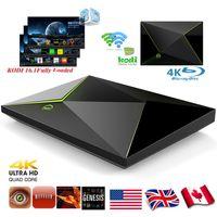 M9S Z8 Android TV Box Quad Core Amlogic S905X Media Player 2...