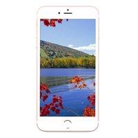 256GB 128GB 4G LTE Goophone i7 Plus 2GB 16GB + 32GB MTK6735 64-Bit Quad Core с сенсорным ID сканер отпечатков пальцев 5,5-дюймовый IPS 1280 * 720 HD Smart Phone