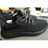 Limited Edition yeezy boost 350 black pirates Best Quality A...