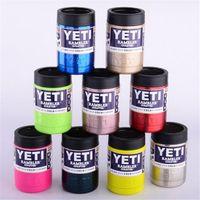 La venta caliente 30oz 20oz 12oz el color YETI de 10oz colorea la taza colorida del acero inoxidable de la taza de 3042 Taza de cerveza de los coches de la taza de Tumblerful