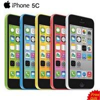 Original Apple iPhone 5C Mobile phone 16GB 32GB 1. 3 GHz dual...