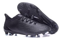 2016 new Men' s X 16. 1 Firm Ground Cleats FG Soccer shoe...