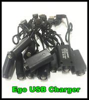 USB Câble de chargeur pour ecig Ce3 Batterie CE4 CE6 cigarette électronique USB Ego-T Ego-C Ego-W F1 Ego-CE4 CE6 chargeur USB e cig gratuit