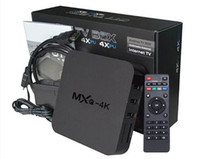 MXQ- 4K Smart Android 5. 1. 1 TV Box RK3229 Quad Core 1G 8G H. 2...