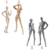 4 Style Archetype He Archetype She Ferrite SHFiguarts BODY K...