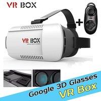 2016 hot selling Plastic Google Cardboard Version 3D VR BOX ...