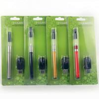 CE3 Blister Bud tactile Vape Kit O Pen Vape réservoir E Kits de cigarettes CE3 atomiseur 0,5 Kit 1.0 ml 510 Vaporisateur 280mAh Batterie CBD Pen