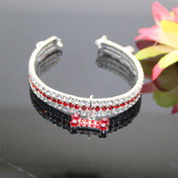 wholesales!new listing! luxury sparkling rhinestone dog coll...