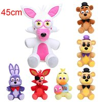 Super Big Size 18' ' 45cm Five Nights At Freddy&#03...
