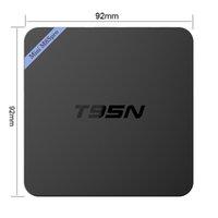 T95N Mini M8S 2gb 8gb S905x Android OTT TV Box Kodi fully lo...