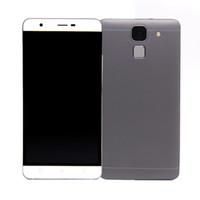 En Stock L1 5.5 pulgadas del teléfono celular Android 1280X720 HD pantalla táctil MTK6580 Quad Core Fingerprint 3G Wifi GPS 5MP CAM 1 GB RAM 8 GB ROM