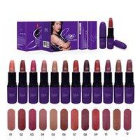 2016 maquillaje caliente de las nuevas llegadas que Selena que soña de usted la alta calidad coloreada DHL del color 3g del lápiz labial 12 libera