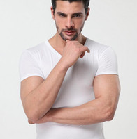 2016 New summer style collar short- sleeved T- shirt men'...