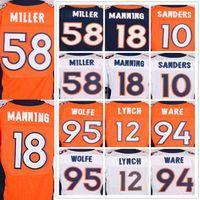 Men' s 58 Von 18 Peyton 94 DeMarcus 95 Derek 12 Paxton 1...