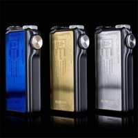 Original MVAPE M160 Caja Modular IPV Mod Doble 18650 Batería Potencia ajustable La más nueva llegada en la acción