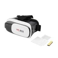Google Cardboard VR BOX II 2 Virtual Reality 3D Glasses Game...