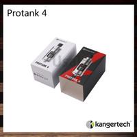 Top Kangertech Protank 4 Atomier 5ml Kanger Protank 4 Réservoir et Side Remplissage double Clapton Coil MTL DL Inhale 100% Original