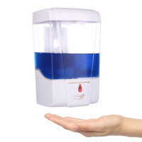 DHL free Automatic Soap Dispenser Wall- Mount Body Sensor Soa...