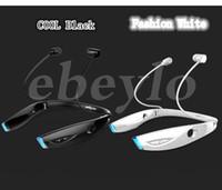 ZEALOT H1 Sport écouteurs sans fil Bluetooth 4.0 Meilleure qualité Téléphone MP3 Appel de soutien Noir et Blanc Couleurs