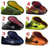 2016 Kobe XI Basketball shoes Low Basketball Shoes Men 100% ...
