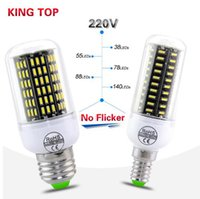 E14   E27 Led Bulbs Lamps 38- 140Leds AC220V 230V 240V High P...