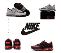 2016 nike airmax Flyknit Air Max shoes sport size 46 Women n...