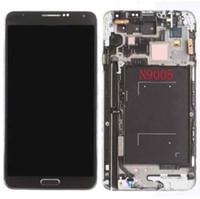 Pour Samsung Galaxy Note 3 N900 N9005 N900 N900 N900 N900A N900T N900V Affichage à cristaux liquides