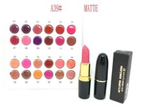 2016 new makeup new arrive high quaility brand 24colors matt...