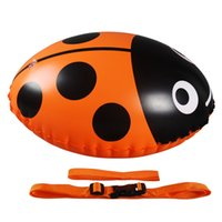 Swimming Pool Aid Inflatable Dual Airbags Increase Buoy Swim...