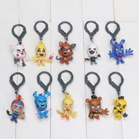 10pcs set FNAF Five Nights At Freddy' s Collector Clips ...