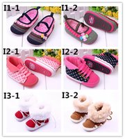 New Arrival Children Boots Fashional Cotton Fabric Fur First...