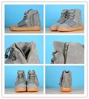2016 Kanye West 750 Boost Men' s Sport Running Shoes - L...