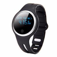 E07 Bluetooth 4. 0 Sports Smart Bracelet IP67 Waterproof Fitn...