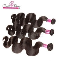 (3pcs lot) 7A Dyeable 100% Unprocessed Brazilian Human Hair ...