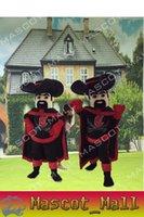 MALL141 Custom Mascot Cavalier Character Cartoon Costume Ani...