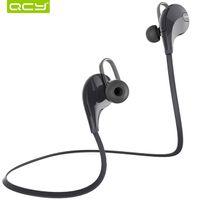 HOT QCY QY7 sport sans fil bluetooth 4.1 EDR casque écouteurs stéréo casque avec micro appels écouteurs pour iPhone 7 Android Phone