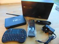 T8 Pro tv box Amlogic S812 quad core Kodi 16. 0 smart media p...